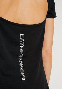 EA7 Emporio Armani - Pyjama top - black - 5