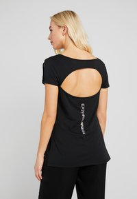 EA7 Emporio Armani - Pyjama top - black - 2