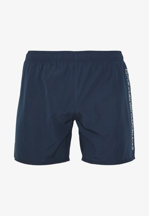 SEA WORLD LOGO BOXER - Plavky - blu navy/silver