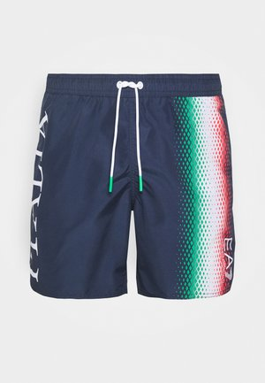 SEA WORLD OLYMPICS FAN BOXER - Badeshorts - blu navy