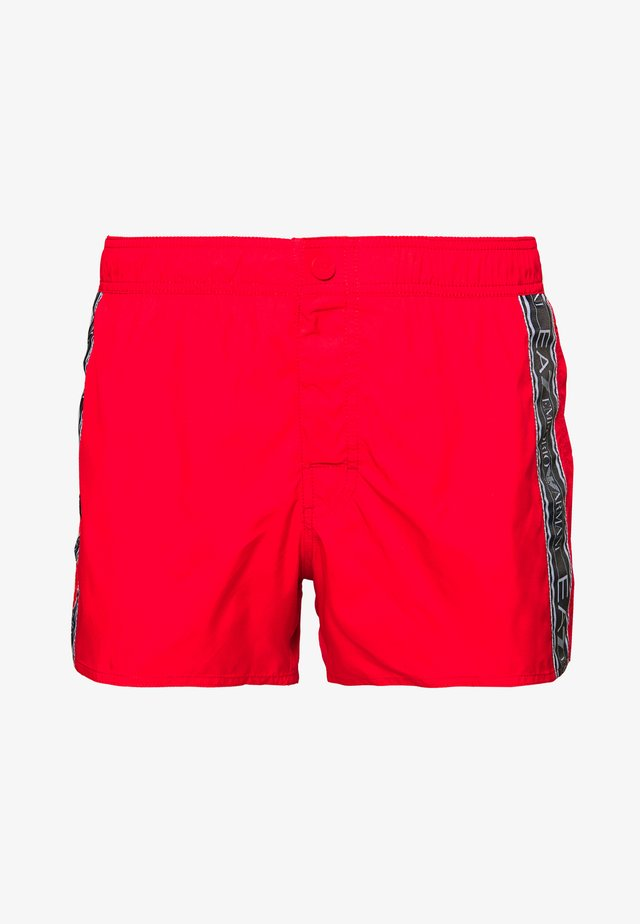 SEA WORLD LOGO TAPE - Surfshorts - fiamma