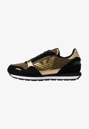 Zapatillas - black/gold