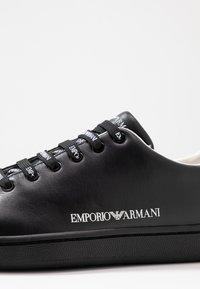 Emporio Armani - Trainers - black - 2
