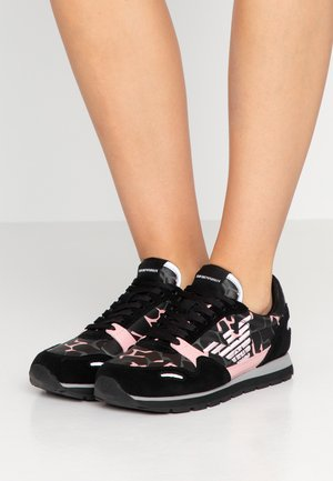ALLY - Sneaker low - black/nude