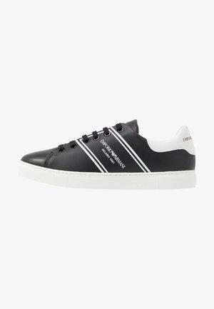 BELLA - Trainers - black/white