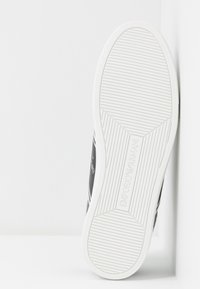 Emporio Armani - BELLA - Sneakers laag - black/white - 6
