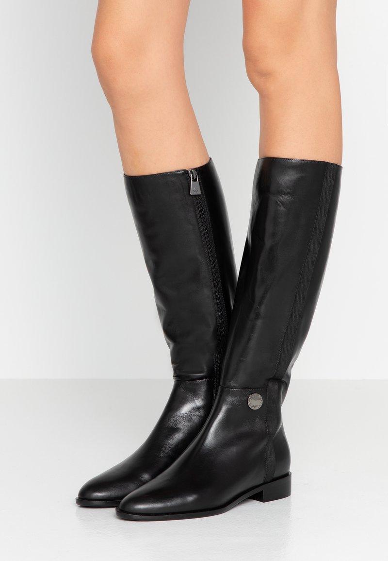 Emporio Armani - FRIDA - Stiefel - black