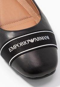 Emporio Armani - ERA - Ballet pumps - black - 2