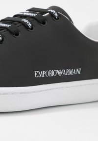 Emporio Armani - Trainers - black/white - 2