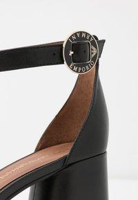 Emporio Armani - Sandals - black - 5