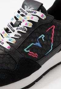 Emporio Armani - Sneakers laag - black - 2