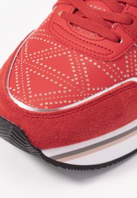 Emporio Armani - Sneakers laag - red/silver - 2