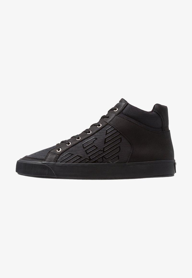 Emporio Armani - Sneakers hoog - black
