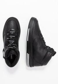 Emporio Armani - Sneakers high - black - 1
