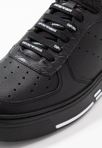 Emporio Armani - Sneakers high - black - 6