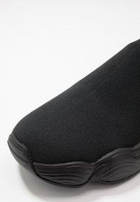 Emporio Armani - Sneakersy wysokie - black - 5