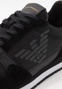 Emporio Armani - ZONE - Sneakers - black - 5