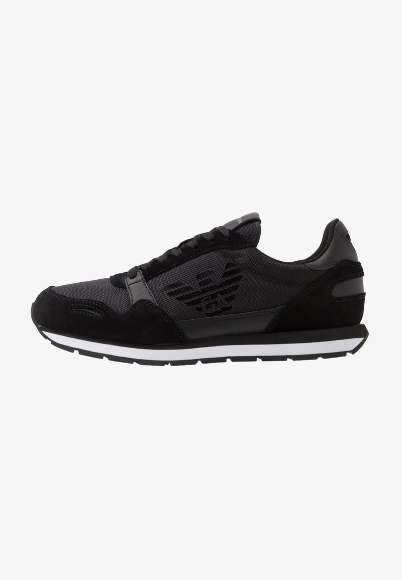 Emporio Armani - ZONE - Sneakers - black