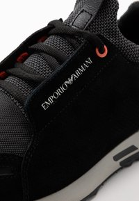 Emporio Armani - ARCO - Sneakers - black - 5