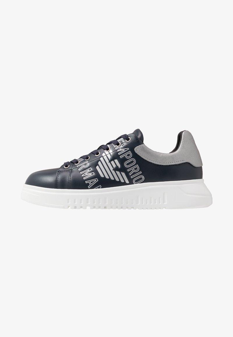 Emporio Armani - Sneakers - eclipse/silver