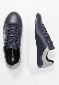 Emporio Armani - Sneakers - eclipse/silver - 1