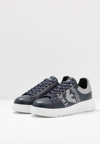 Emporio Armani - Sneakers - eclipse/silver - 2