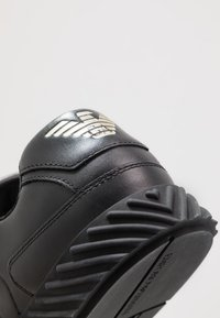 Emporio Armani - Sneakers - black - 5