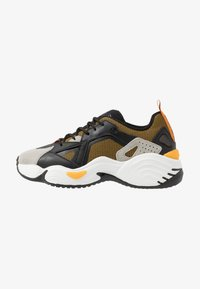 Emporio Armani - Sneakers laag - plaster/black - 0