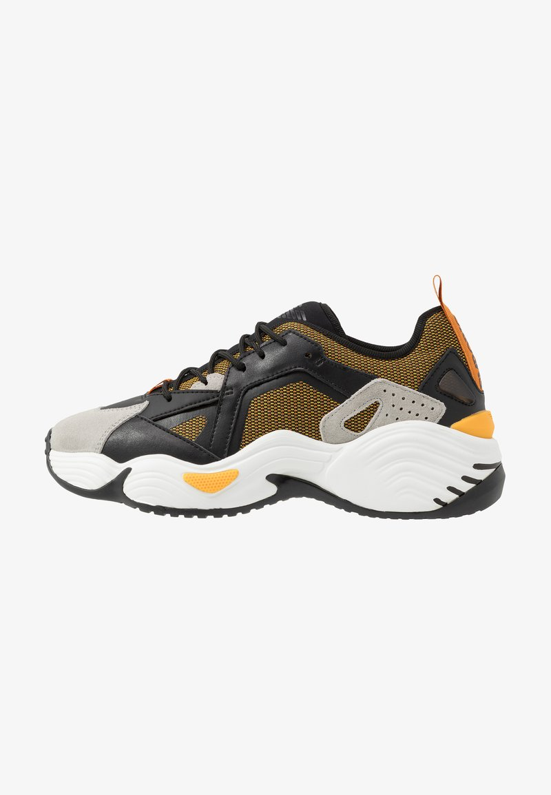 Emporio Armani - Sneakers basse - plaster/black
