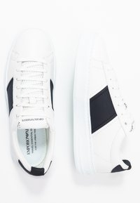 Emporio Armani - Sneakers - white/night - 1