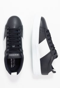 Emporio Armani - Sneakers - night/offwhite