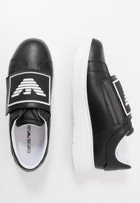 Emporio Armani - Zapatillas - black - 1