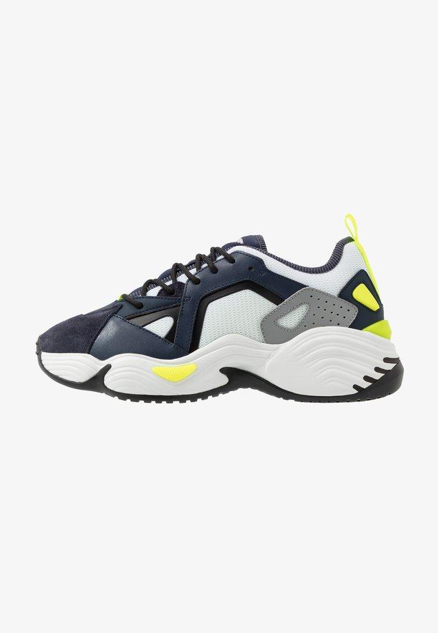 Zapatillas - navy/white