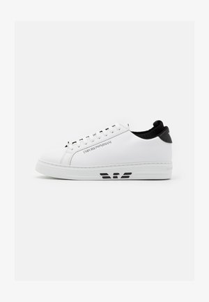 Sneakers - white/black