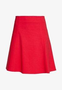 Emporio Armani - SKIRT - A-line skirt - rosso - 3