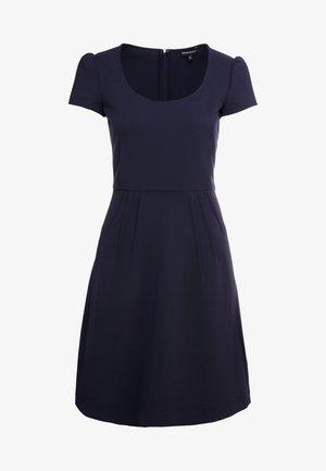 Sukienka letnia - zen blue
