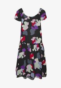 Emporio Armani - DRESS - Day dress - black - 3