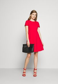 Emporio Armani - DRESS - Day dress - red - 1