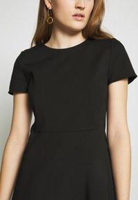 Emporio Armani - DRESS - Day dress - black - 4