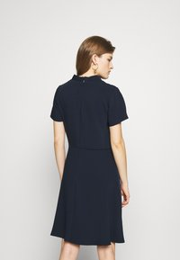 Emporio Armani - DRESS - Day dress - navy - 2