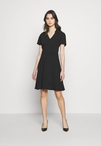 Emporio Armani - DRESS - Day dress - black - 1