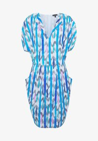 Emporio Armani - DRESS - Day dress - blue - 5
