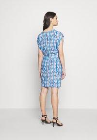 Emporio Armani - DRESS - Day dress - blue - 2
