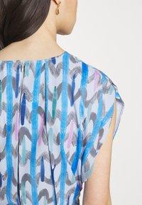 Emporio Armani - DRESS - Day dress - blue - 4