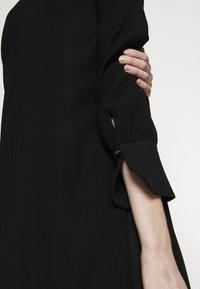 Emporio Armani - DRESS - Day dress - black - 5