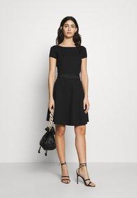 Emporio Armani - Day dress - black - 2