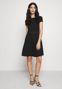 Emporio Armani - Day dress - black - 0