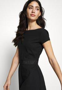 Emporio Armani - Day dress - black - 5