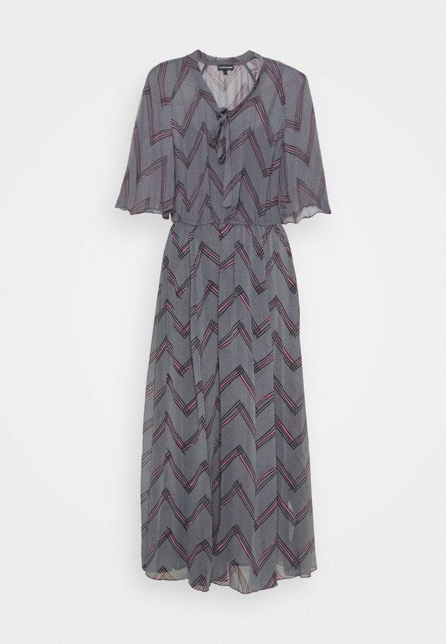 DRESS - Długa sukienka - grigio vinile