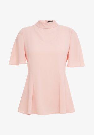 Blouse - rosa mayfair